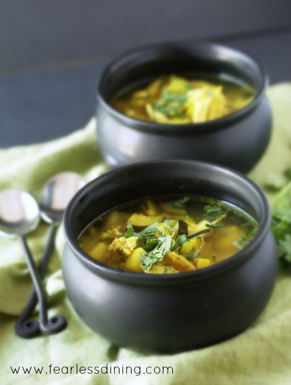 Chicken-Tumeric-Vegetable-Soup Recipe