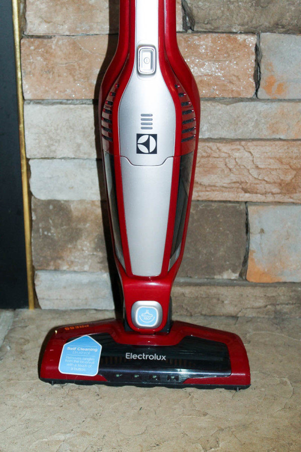 The Electrolux Ergorapido Lithium Ion Brushroll Clean Xtra