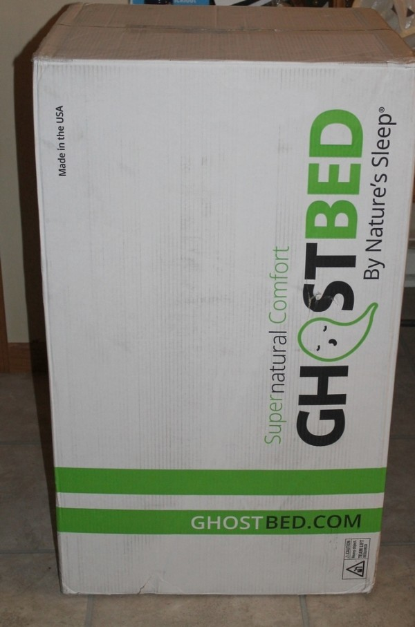 Get a supernaturally good night's sleep with GhostBed by Nature's Sleep! Check out my review, plus see how you can save $50 off your purchase!