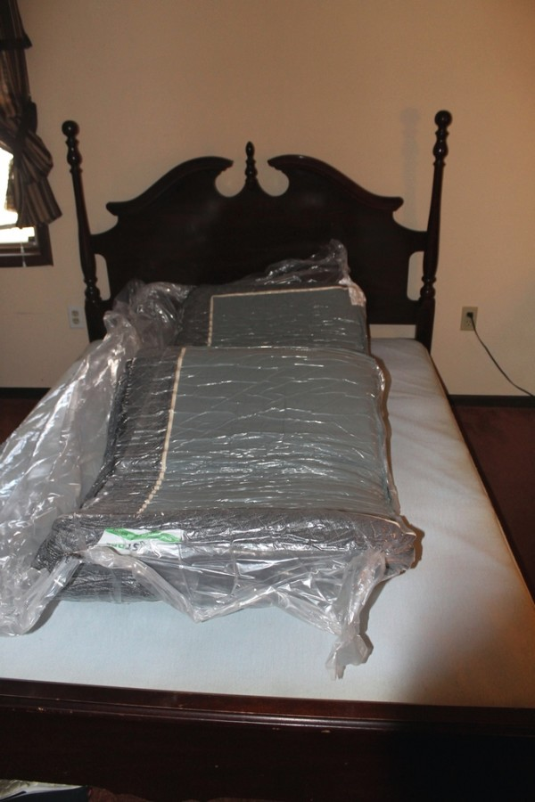 Ghost Bed 2