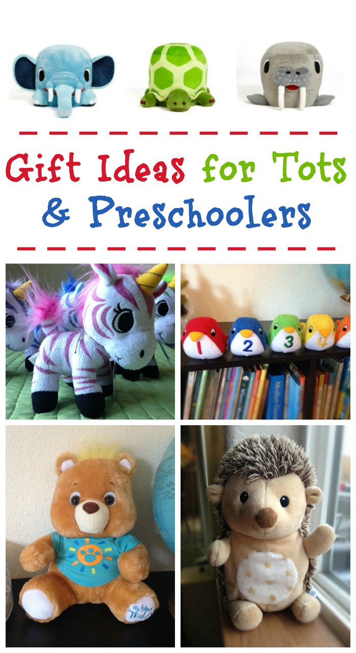 Holiday Gift Ideas for Toddlers & Preschoolers