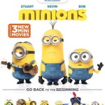 Take a Break from Holiday Madness to Travel Through Time with the Minions!