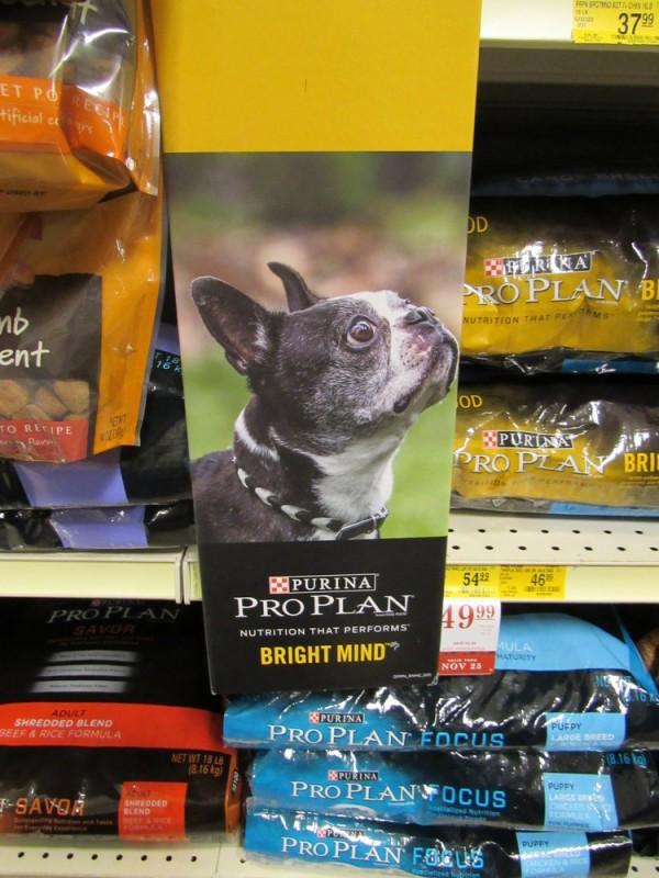 Purina Pro Plan® BRIGHT MIND Adult 7+ formula at PetSmart
