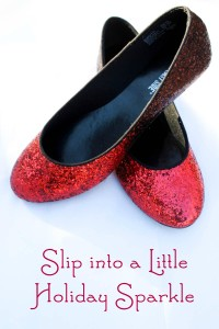 Ruby Red Slippers Payless Sparkle
