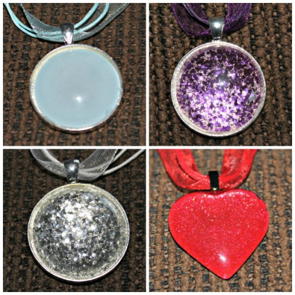 Tired of giving mom the same old pajamas and sweater? Check out these 7 original holiday gift ideas for her, like these handmade necklaces from Three Jays Crafts!