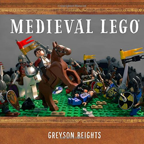 medieval lego book gift for tweens