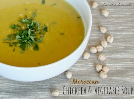 moroccan chickpea soup recipes