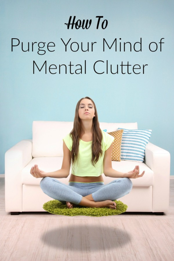 Try these easy, actionable tips for clearing clutter from your mind and focusing on mental fitness in the new year.