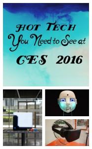 Hot Tech CES 2016
