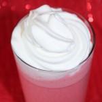 French Vanilla Raspberry Italian Cream Soda: Perfect for Valentine's Day!