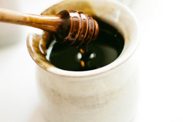 Honey is one of the best home remedies for a cough!