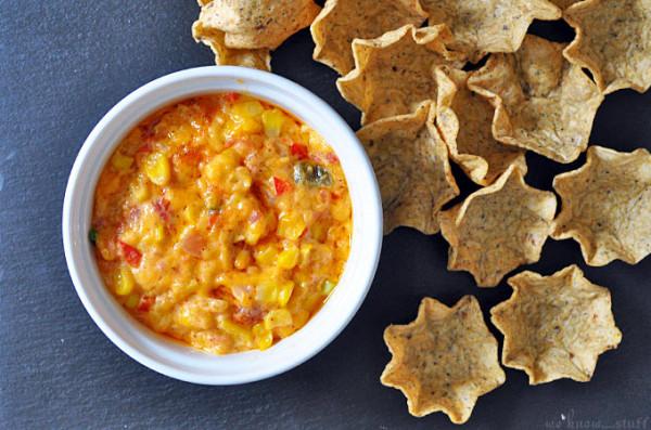 nanas cheesy nacho dip recipe