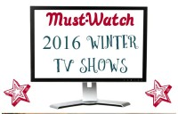 this season features a great mix of mid-season replacements and returning favorites that will have those DVR gaps filled up in no time! When Mother Nature strikes with another Jonas-level storm, you'll be ready to hibernate with some great binge-worthy lineups! Check out 7 TV shows on my winter watch list!