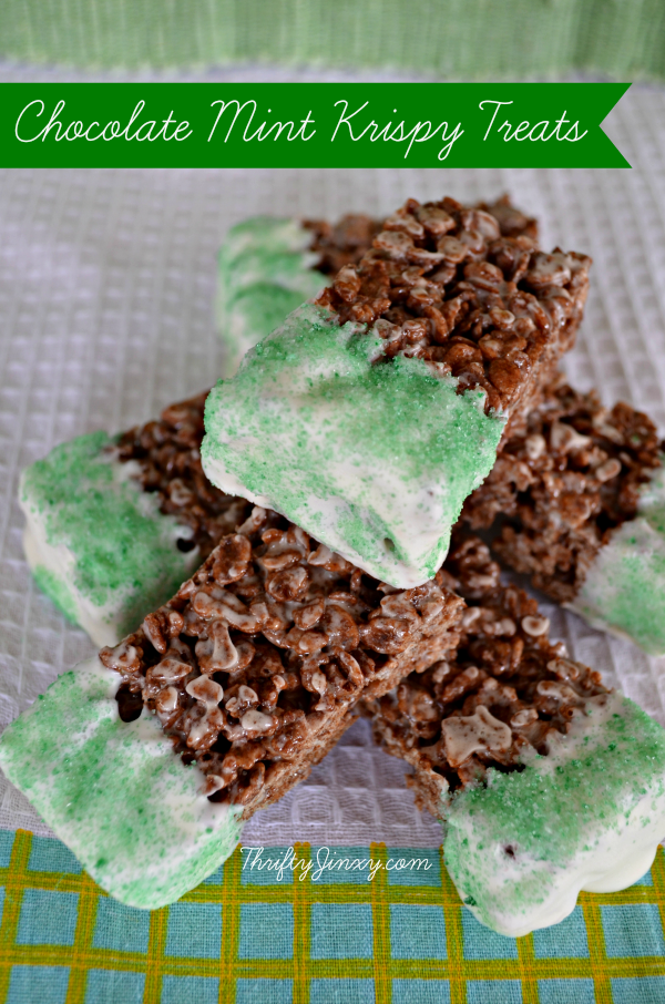 Chocolate-Mint-Krispy-Treats