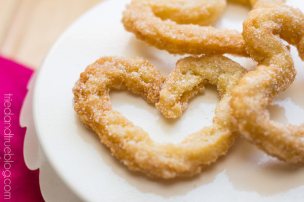 Gluten-Free Super Bowl Snacks: Gluten-Free Churros