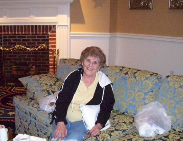 Granny at Gettysburg