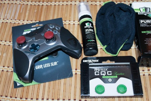 Anything by KontrolFreek makes a perfect gift for gamers!