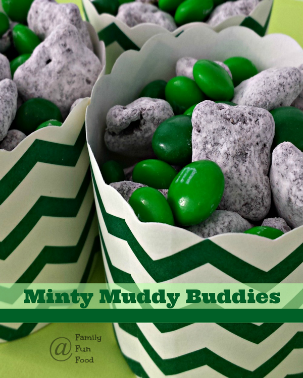 Minty-Muddy-Buddies