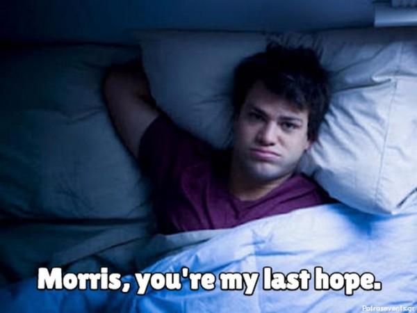 Morris sleep 3