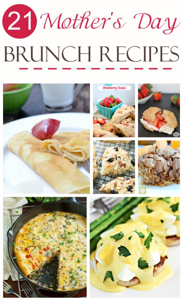 21 Crazy Yummy Mothers Day Brunch Recipes Pretty Opinionated