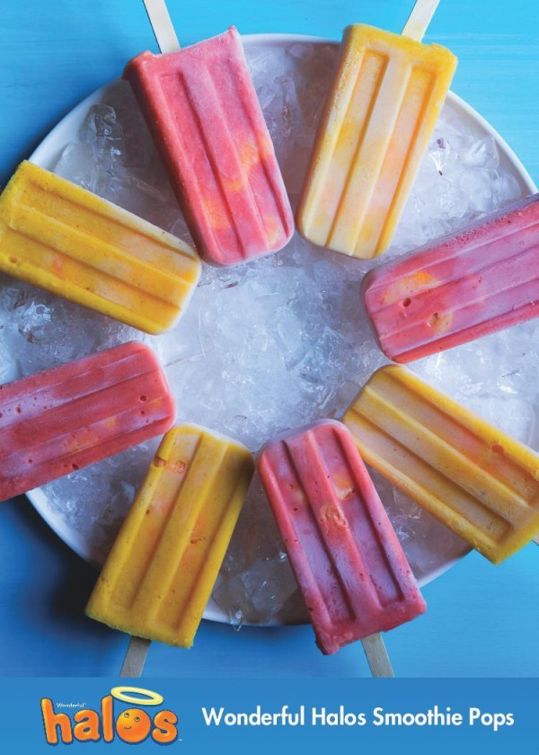 Wonderful Halos Mandarin Smoothie Pops