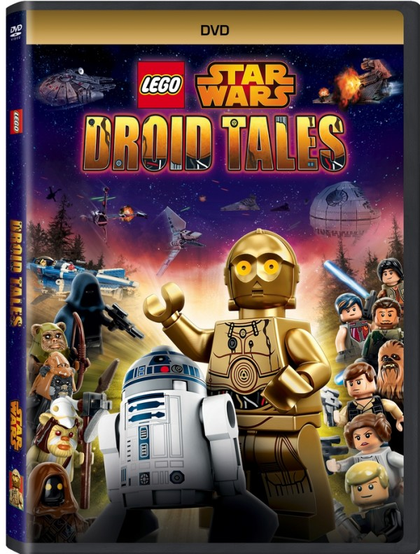 LEGO Star Wars: Droid Tales Brings Intergalactic Laughs & Fun for the Whole Fam