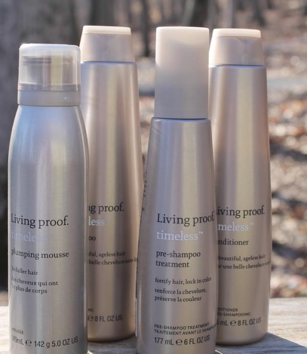 Living Proof Timeless Collection, available only at Ulta, is unlike anything you'll ever put in your hair.