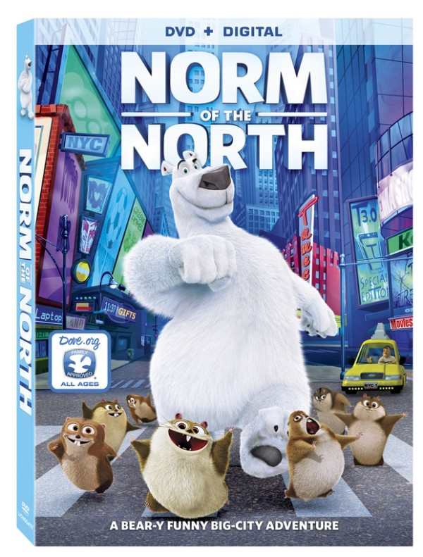 Norm of the North DVD