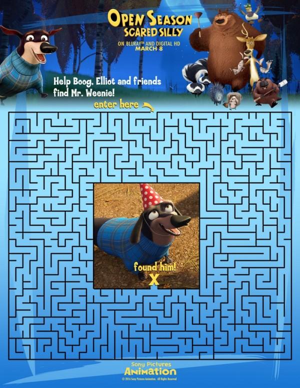 OS4 Maze