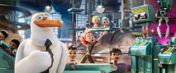Are the Storks are back in the business of delivering babies? Check out the trailer for the upcoming Warner Bros. Movie, STORKS!