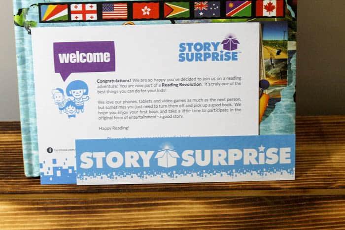Story Surprise 4-2
