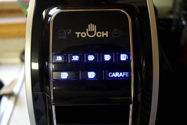 Touch Coffee Maker Buttons-2