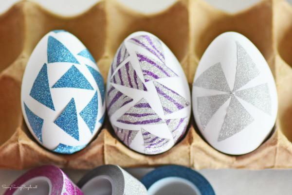 Washi-Eggs