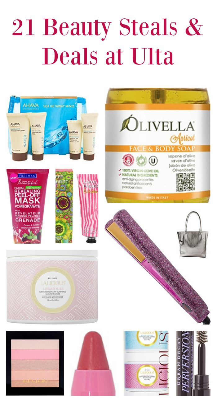 21 Can't-Miss Beauty Steals & Deals at Ulta (Most Ending 4/2/16)
