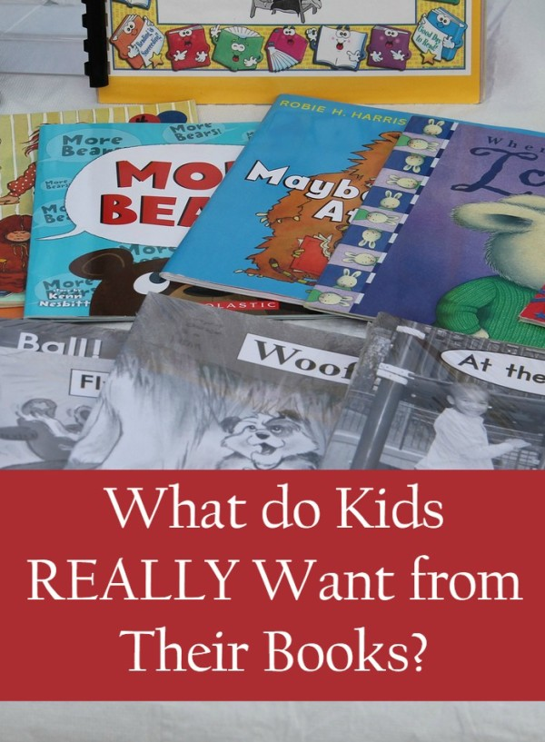 What do our kids really want out of their books? Characters that come from backgrounds more like their own, for starters. Let's listen to our kids and give them what they need to become lifelong readers!