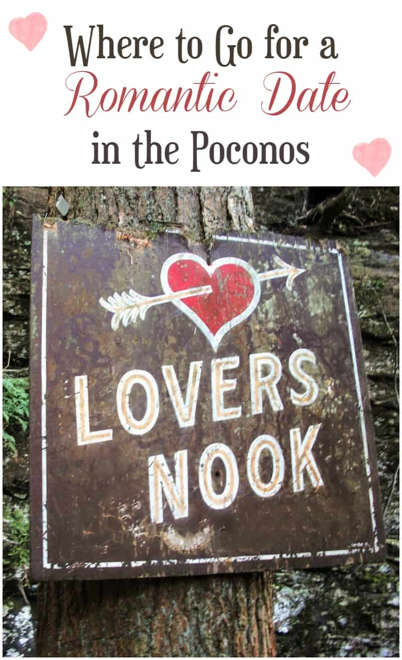 Where to Go for A Romantic Date Night in the Poconos