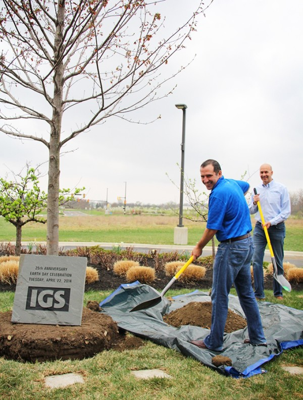 IGS Energy gets involved in the community in many big and small ways.