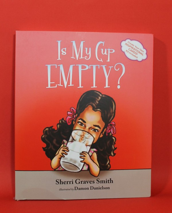 Is My Cup Empty? is so much more than just another children's book. It's a collection of fun ideas to turn a negative into a positive, a philosophical life message and even a collection of fun yet simple paper crafts that you can do to lift someone's spirits.