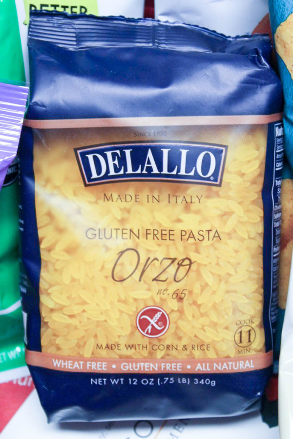 Love with Food Gluten Free Orzo-2