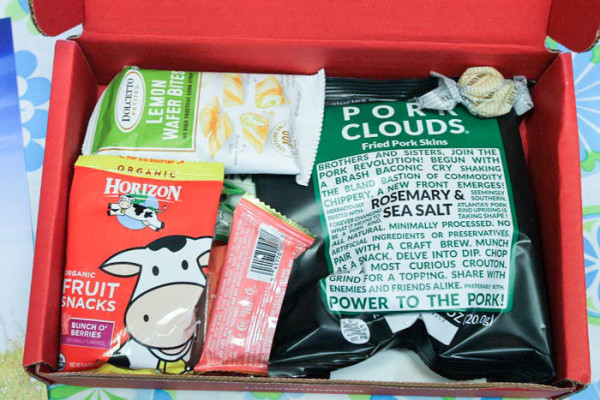 Love with Food Tasting Box Contents-2