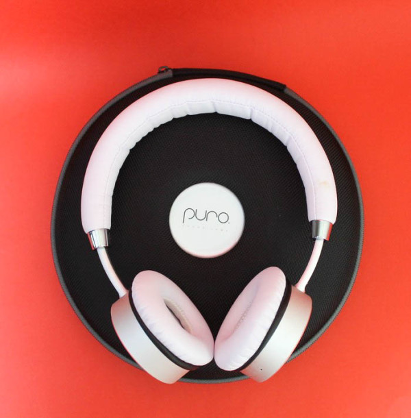 Prevent noise-induced hearing loss with Puro Kids, stylish noise-limiting headphones with real studio sound!