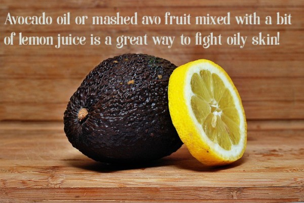 Fight oily skin with avocado oil! Check out this tip and more great health & beauty uses for avocado oil!