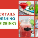 17 Mocktails & Other Non-Alcoholic Refreshing Refreshments for Summer