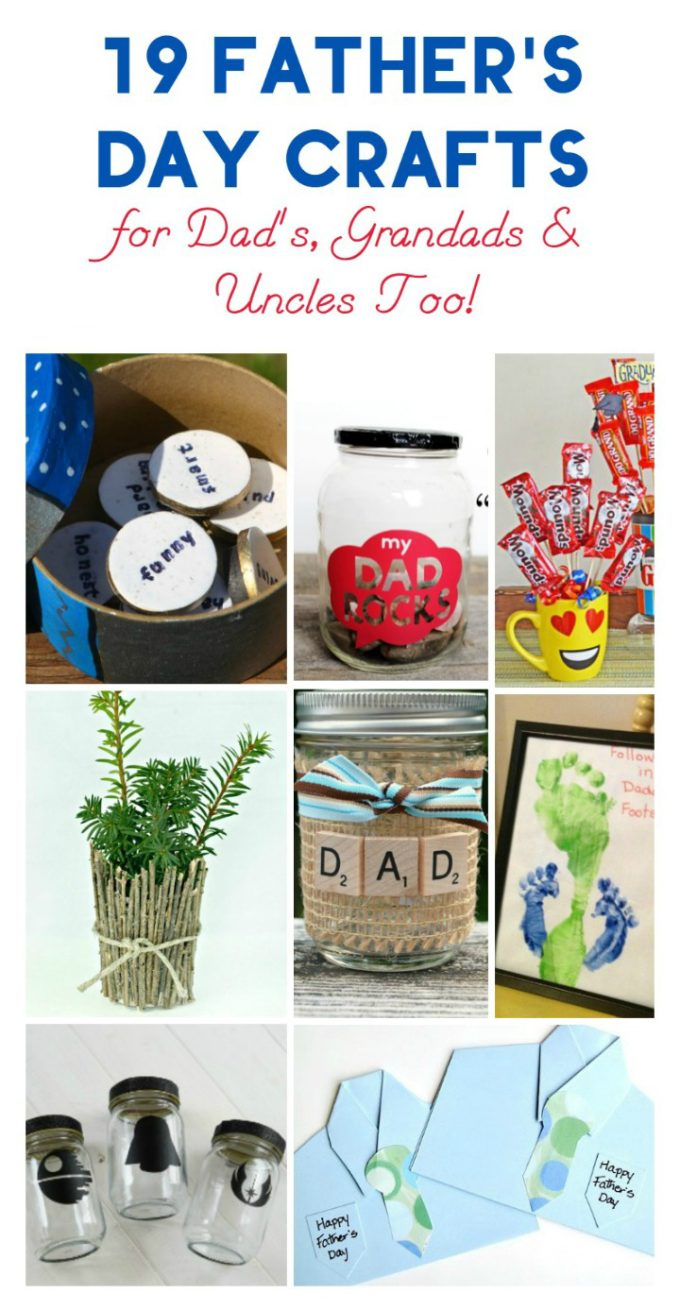Crafts For Dad: 19 DIY Father's Day Crafts To Make