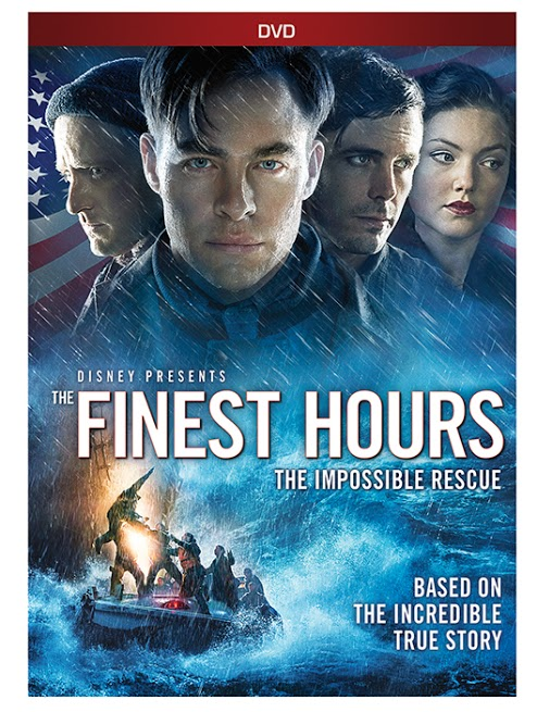 Celebrate Brotherhood, Love & Strength of Spirit in The Finest Hours