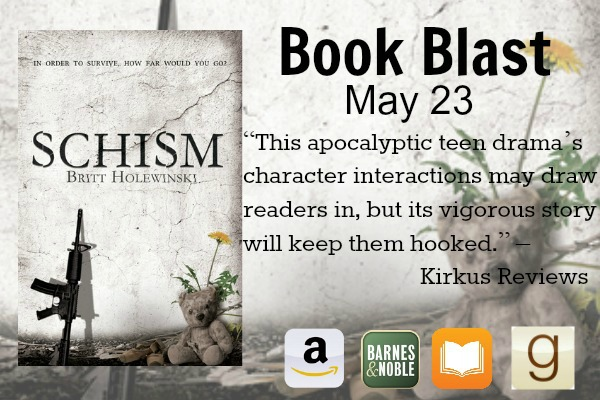 """""""Schism"""" is the first book in a new dystopian trilogy that tells a tale of survival, of good versus evil, and of constructing a future with only memories of childhood."""