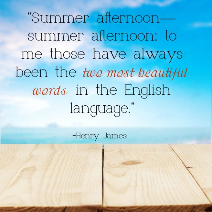 7 Darling Quotes about Summer (Because It Has to Get Here Sometime!) - Pretty...