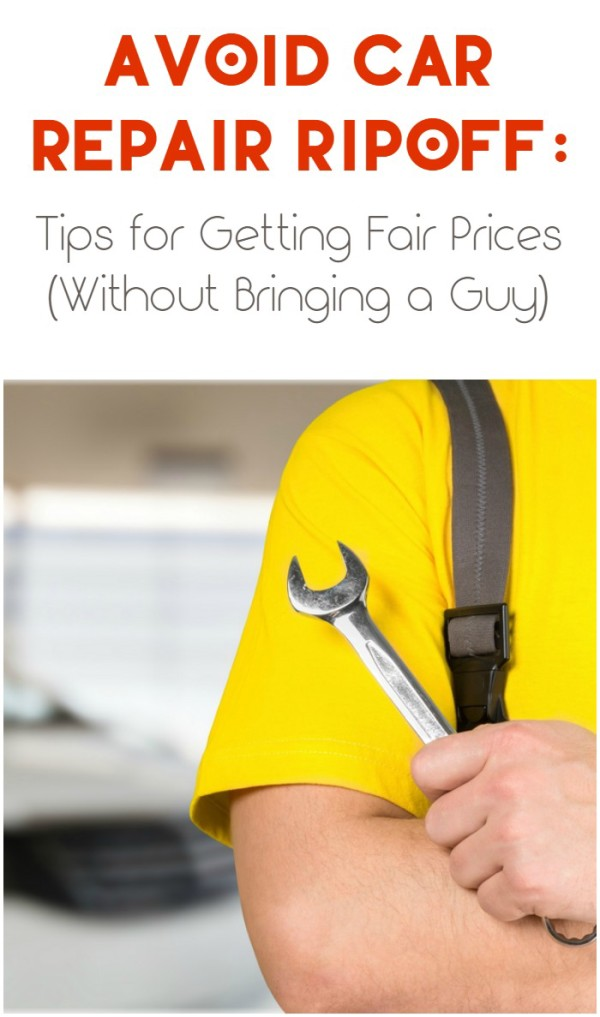 Did you know that some auto repair shops routinely charge women more than men for auto repairs—sometimes by as much as 73%? Avoid car repair ripoff with these tips for getting fair prices (without bringing along a guy!).