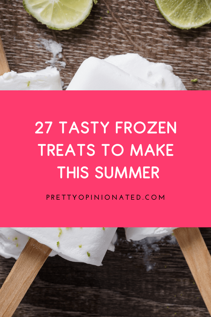 ice pop recipes 03 27 Homemade Frozen Pops & Tasty Cool Treats
