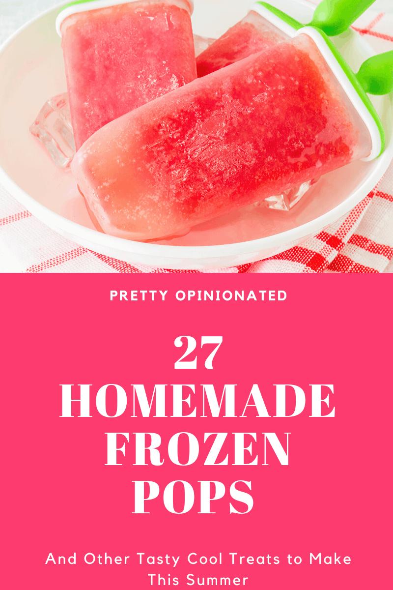 ice pop recipes 07 27 Homemade Frozen Pops & Tasty Cool Treats